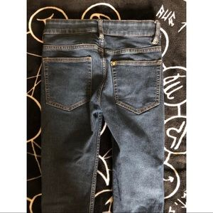 H&M boys size 8 yrs skinny jeans